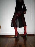 Photos de la lingerie de Loulouchanelle, En rouge et noire