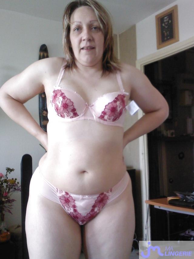 Photo de la lingerie de Olivelevallois
