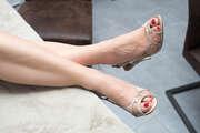 Photos des pieds de Cokincelia33, Mes pieds