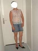Photos de la lingerie de Corps-inn, POLO BLANC