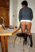 Photos des fesses de Libido40, La secrétaire de Seb, suite