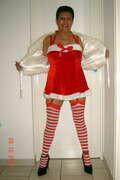 Photos des seins de Libido40, La Mère Noël....