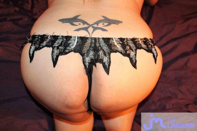 Photo de la lingerie de Roxannets