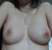 Photos des seins de Sexyadeux, Mes seins